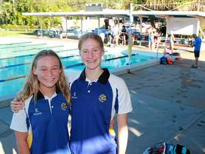 Swim stage doesn't get any bigger for Gladstone girls