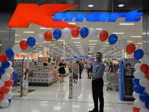 Party time: Kmart celebrates new look Bundy store