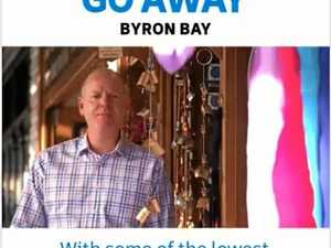 Tom Gleeson, you have NO idea how s--t Byron really is