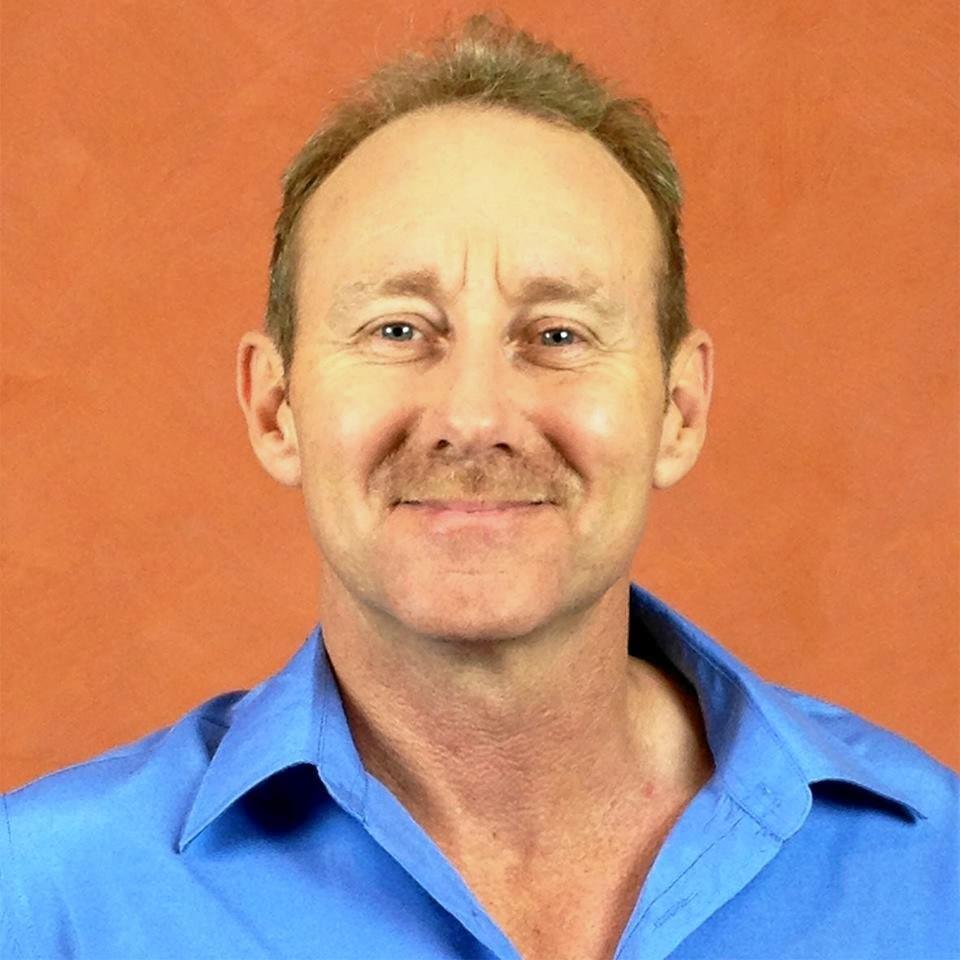 HINKLER: Independent candidate David Norman.