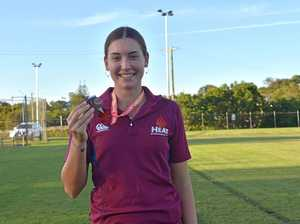 Bronze for Gympie athlete at Aust Champs