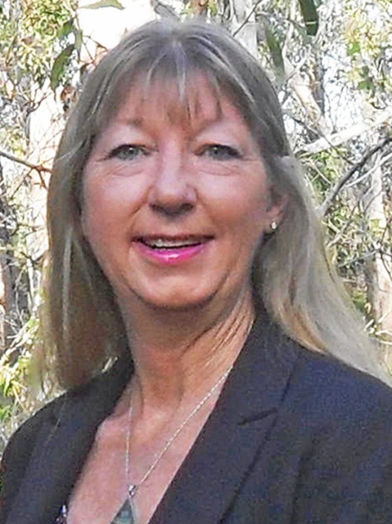 Anne Jackson, Greens candidate for Hinkler.