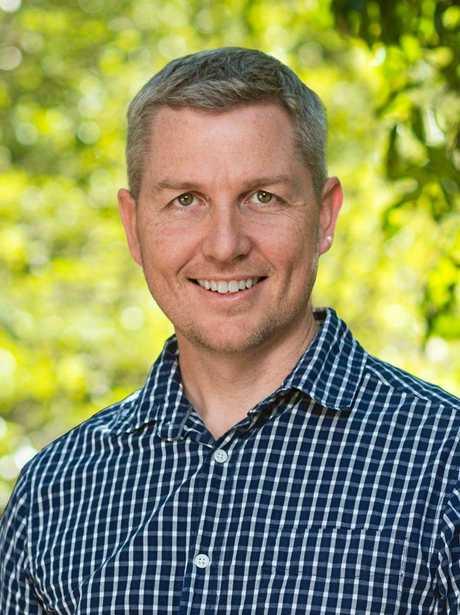 Daniel Bryar, Greens candidate for Wide Bay.