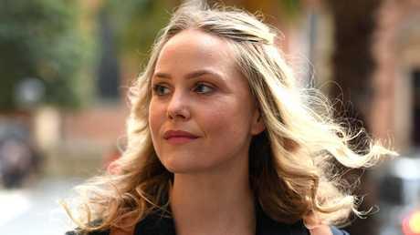 Eryn Jean Norvill. Picture: AAP