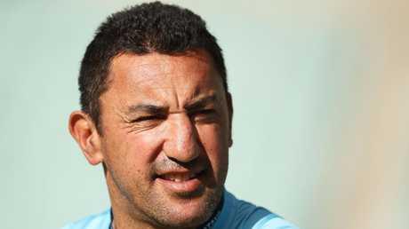 Folau has left Waratahs coach Daryl Gibson in a tough spot. Picture: Getty