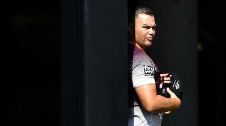 Anthony Seibold was the frontrunner for the Broncos' coaching gig.