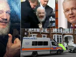 New arrest as revolting claims about Assange emerge