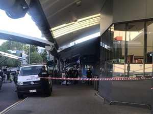 Body found at CBD shopping centre