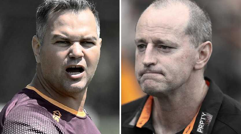 Anthony Seibold and Michael Maguire have reportedly not spoken since Maguire's sacking by Souths.