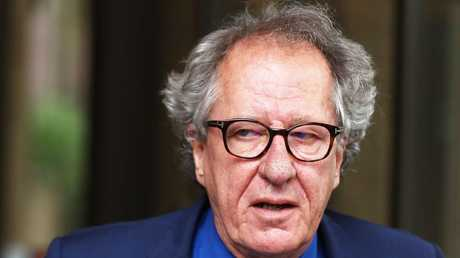 Geoffrey Rush has won his defamation case against Sydney newspaper The Daily Telegraph. Picture: Getty Images