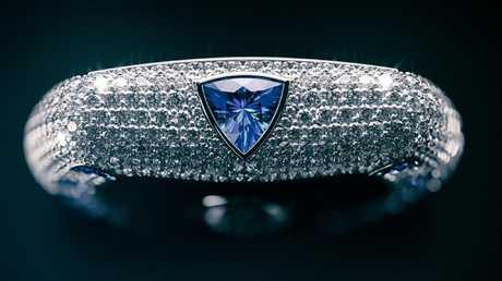 The Phantom key cost $786,000.