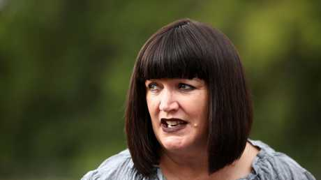 Rugby Australia CEO Raelene Castle was criticised for not punishing Folau in 2018. Picture: Getty