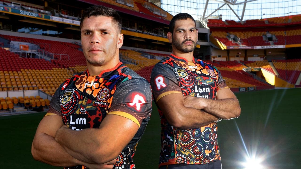 James Roberts and Greg Inglis.