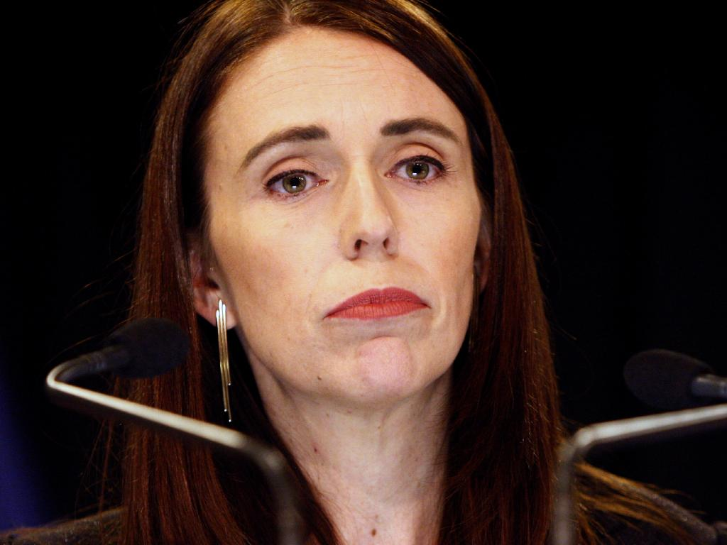 New Zealand Prime Minister Jacinda Ardern has joined a long list of people condemning the rugby star's comments. Picture: Nick Perry/AP