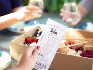 'I've woken up a millionaire': Queensland mum wins lotto