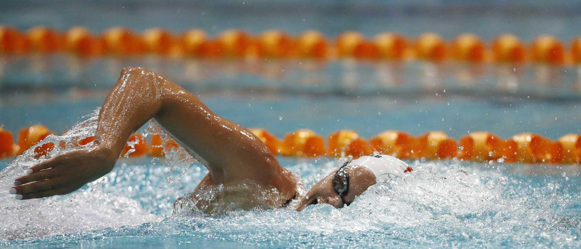 Shayna Jack has won three national title medals.            (AAP Image/Josh Woning)