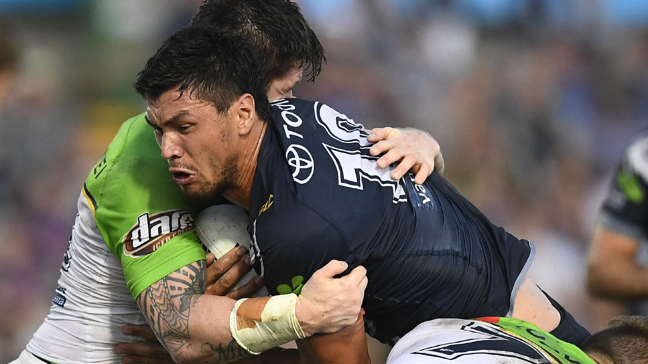 Jordan McLean was one of the Cowboys best in their loss to Canberra Raiders last weekend, and he will need no extra motivation when he plays former club Melbourne Storm this Friday night.