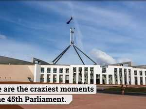 Australian Parliament's craziest moments
