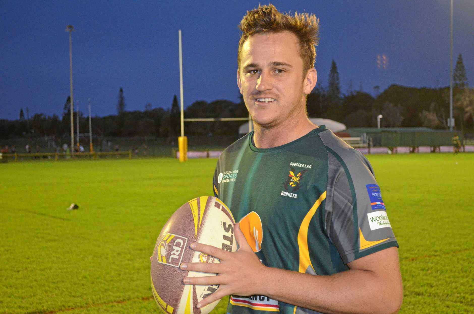 Cudgen Hornets captain Jake Sands said his side needed a strong defence to defeat Murwillumbah.