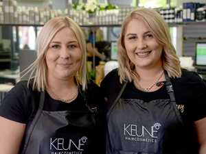 Sisters achieve lifelong dream and open their own business
