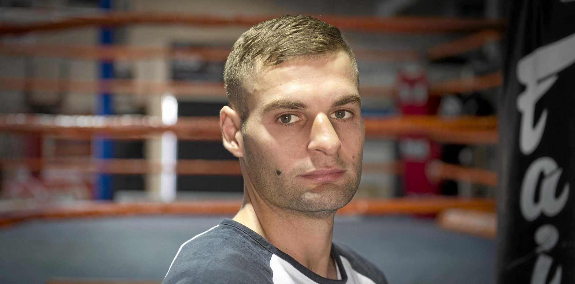 Brent Rice is on the trail of a second Australian championship and the chance to join fellow Toowoomba boxers Michael Katsidis and Will Young as national title-holders in two weight divisions.