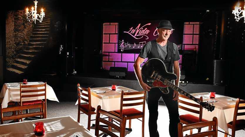 La Vida Bar and Restaurant owner Kevin Porter will showcase