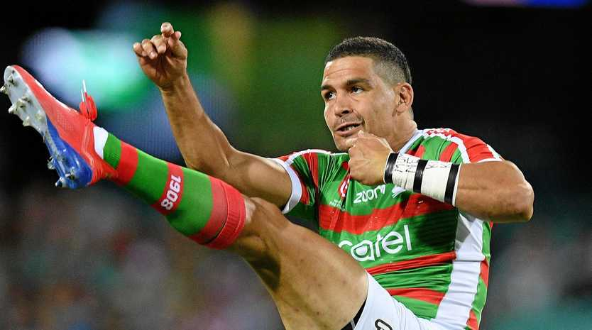 READY: Cody Walker is keen for his partnership with Adam Reynolds to produce plenty of points for the Rabbitohs on Saturday.