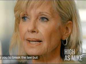 Olivia Newton John endorses medicinal cannabis doco