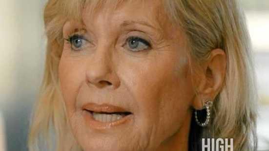 STAR POWER: Olivia Newton John in the trailer for new medicinal cannabis documentary, High as Mike.