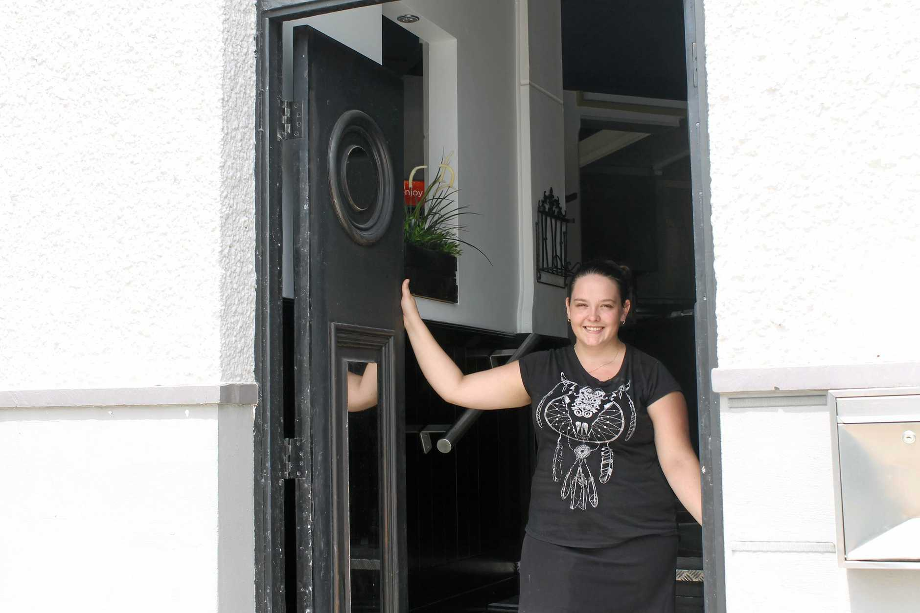 Margheritis Kitchen is located on 116 Wharf St, Maryborough. Jess Kopp, 20, is excited about the opportunities the location brings.