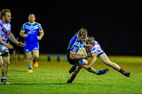 Rugby League - Gympie Devils vs Kawana - Coby Gibbs Devils