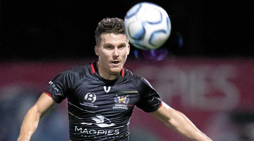 BATTERED: Warrick Jansen is one of a number of Magpies Crusaders players nursing niggling injuries.