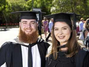 GALLERY: USQ graduates celebrate success