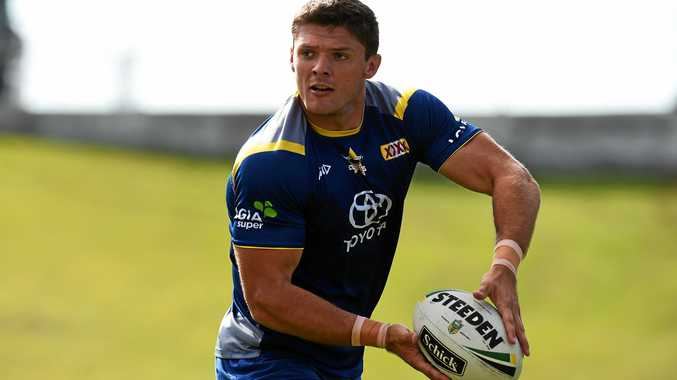 Cowboys ace Corey Jensen will be in Bowen this weekend to take part in a under-7 football carnival hosted by the Bowen Seaeagles.