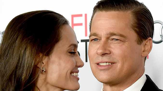 Angelina reportedly wants Brad back. Picture: Getty