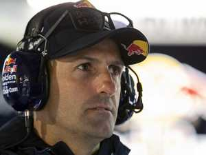 Mustang on top, frustration for Red Bull