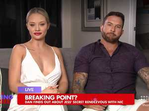 'We have broken up': MAFS couple split