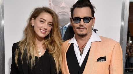 Amber Heard filed for divorce after 15 months of marriage.