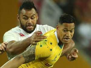 'Man was made for woman': England star's Folau defence