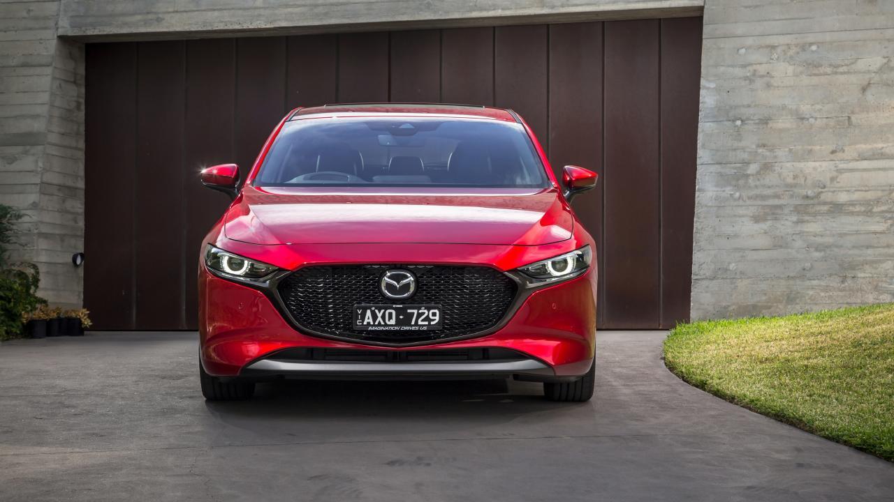 2019 Mazda3.