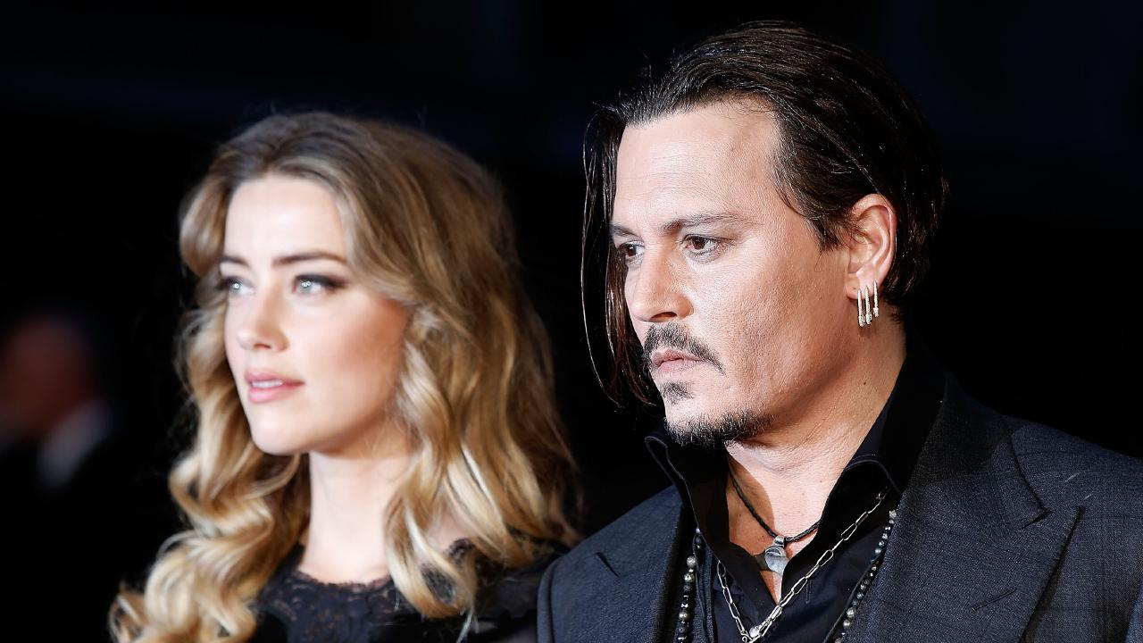 Amber Heard and Johnny Depp married in 2015.