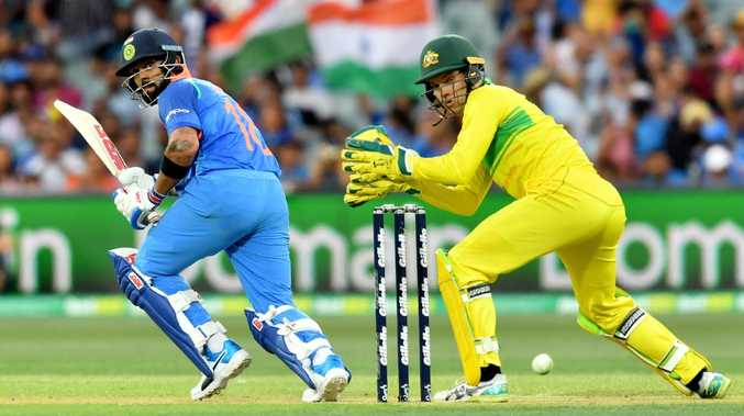 India cricket chiefs' power play puts Australia on back foot