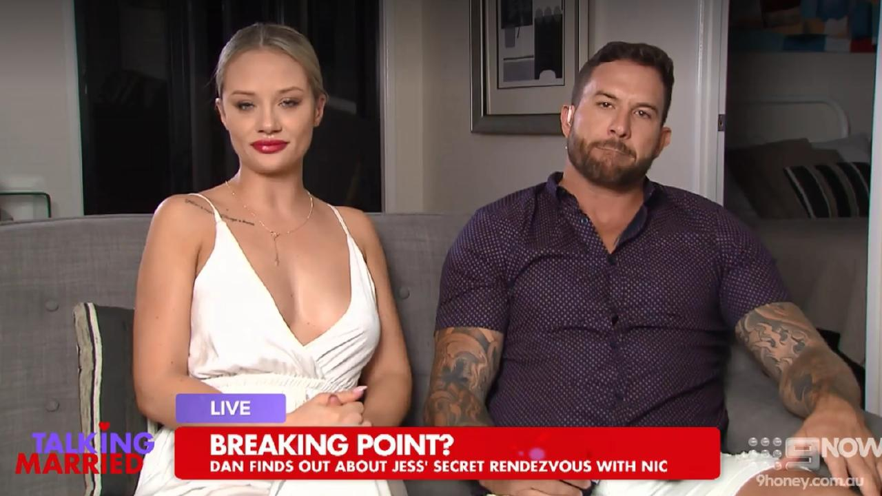 MAFS' Jessika and Dan are done