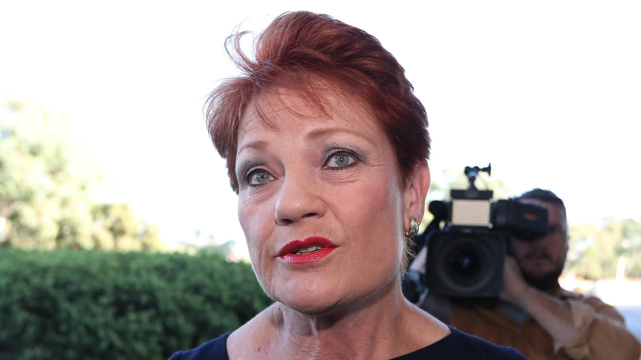 Senator Pauline Hanson. Picture Kym Smith