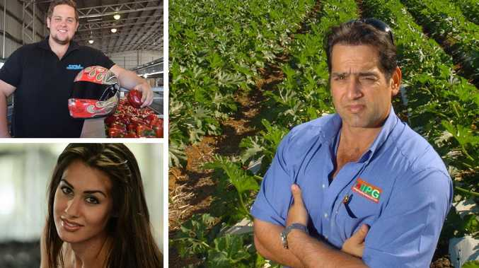 The Barbera farming empire is being chased for alleged debts of $11m. Photo: Supplied