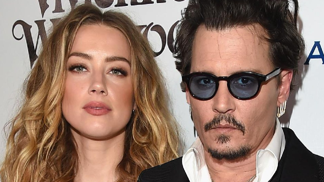 Amber Heard and Johnny Depp in 2016. Picture: Jason Merritt/Getty Images for Art of Elysium