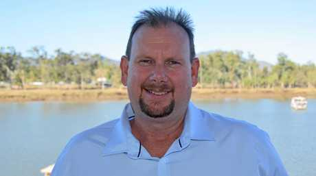 Labor Candidate for Capricornia Russell Robertson
