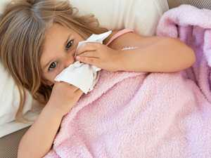 Coast families struck down by deadly influenza