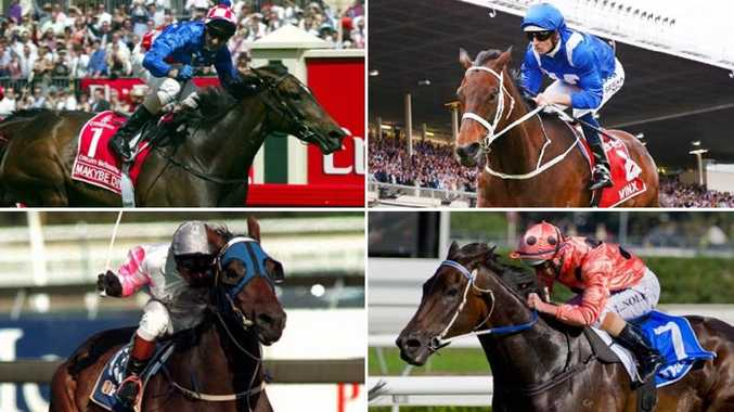 Winx must be rated Australia's greatest ever racehorse, Bruce McAvaney says.