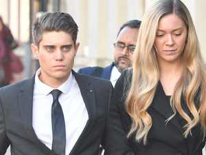 Aussie cricketer sobs over rape verdict